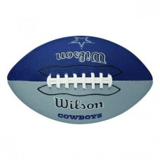 Топка за американски футбол Wilson NFL Dallas Cowboys junior
