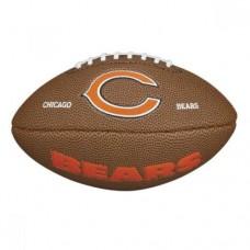 Топка за американски футбол Wilson NFL Mini Chicago Bears